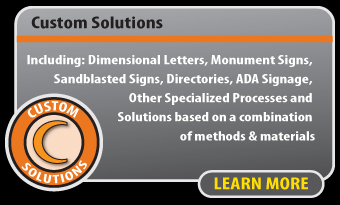 Custom Sign Solutions